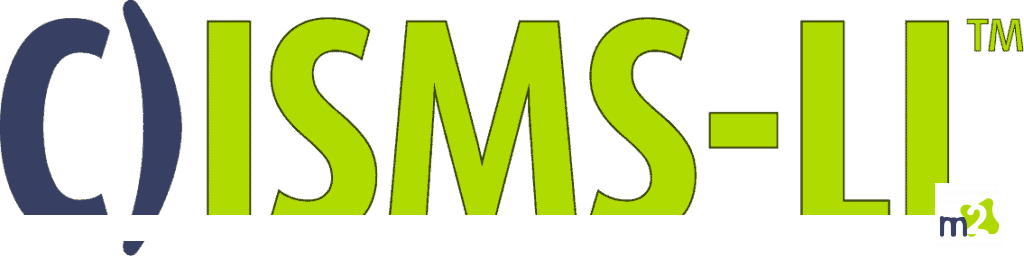 C)ISMS-LI Information Security Management Systems Lead Implementer logo