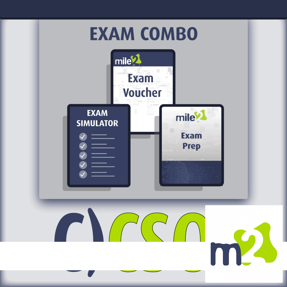 C)CSO Cloud Security Officer exam combo