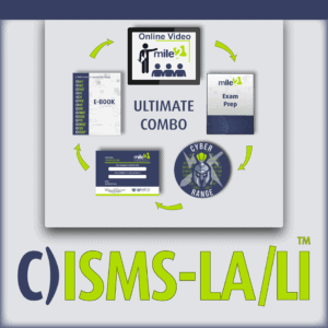 C)ISMS-LA/LI Security Management Systems Lead Auditor ultimate combo