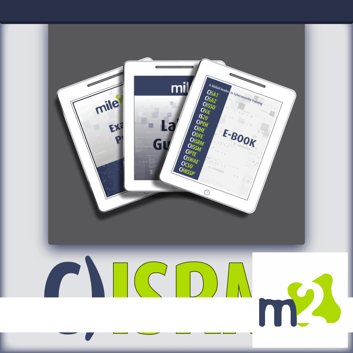 C)ISRMcertified information systems risk manager e-course kit