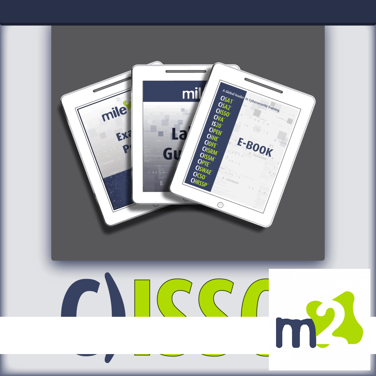 C)ISSO Information Systems Security Officer e-course kit