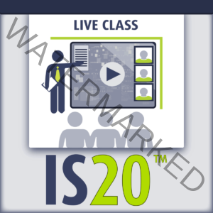 C)IS20 Information Security 20 Controls live class