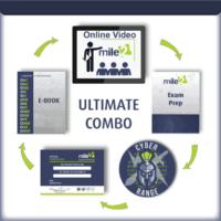 Ultimate combo Mile2 Cyber Security Certification